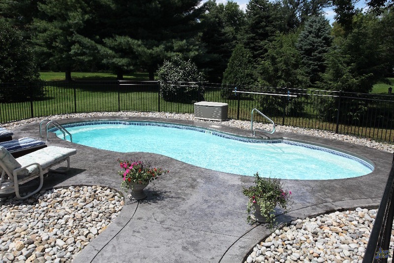 San Juan Pools Palo Cedro Pool Spa Inc