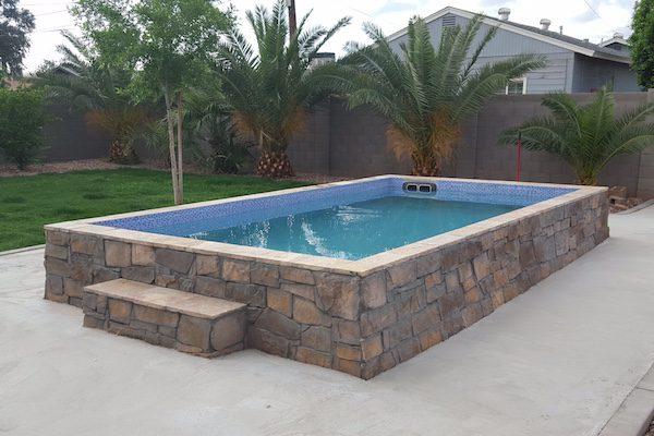 San Juan | Swim Spas | Palo Cedro Pool & Spa