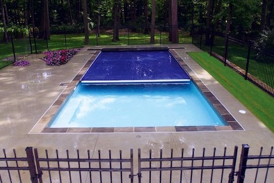 Aquamatic Pool Covers | Palo Cedro Pool & Spa